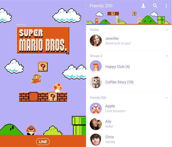 Super Mario Bros Bros 8-bit