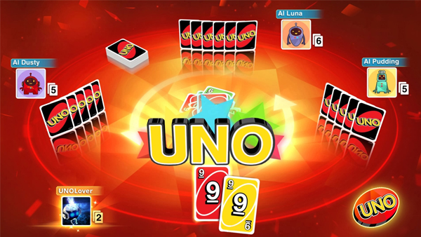 Uno Multiplayer Offline Card - Play with Friends