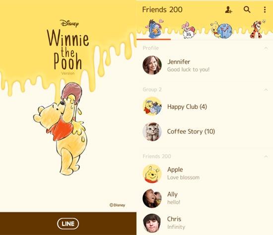 Winnie the Pooh Hunny