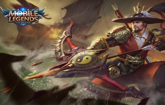 Yi Sun-Shin - Hero Mobile Legends