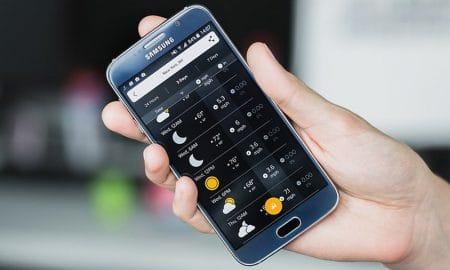 Aplikasi Prakiraan Cuaca Terbaik di Dunia
