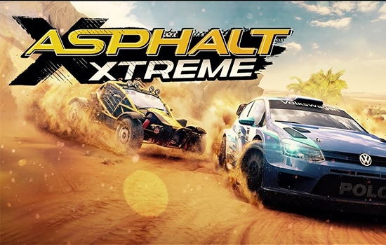 Asphalt Extream