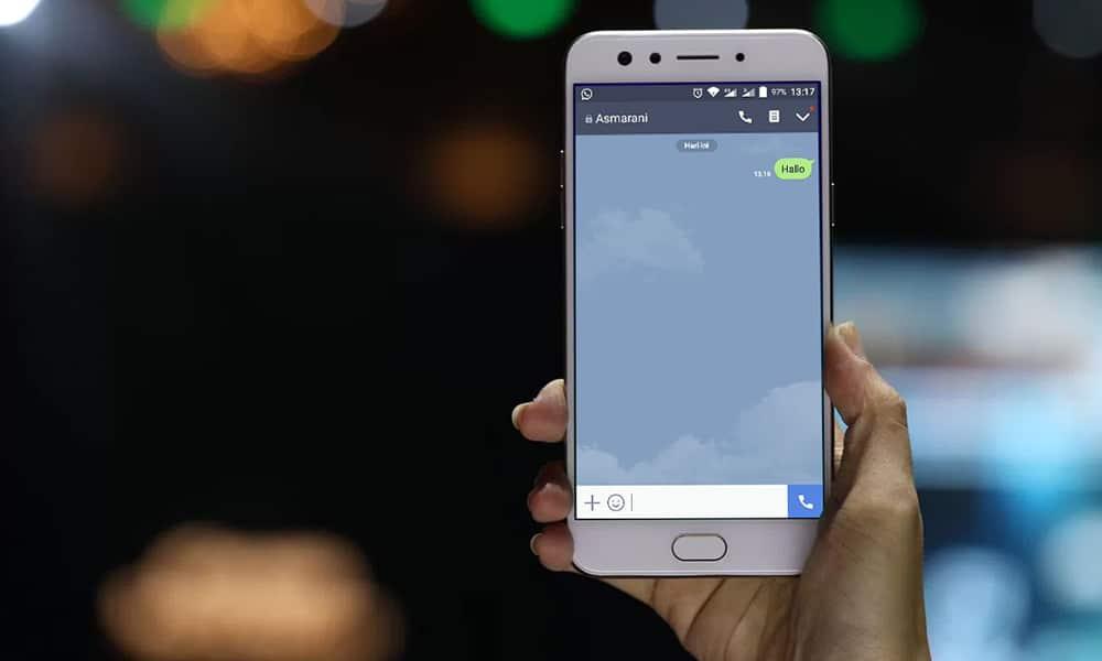 Cara Memindahkan History Pesan LINE ke Smartphone Lain 8
