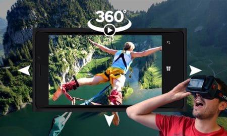 Cara Membuat Foto 360 Derajat tanpa kamera 360 derajat