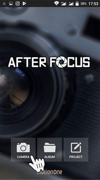 Kamera After Focus