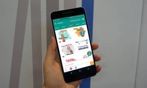 Cara Membuat Stiker Wajah Kita Sendiri di Android 9