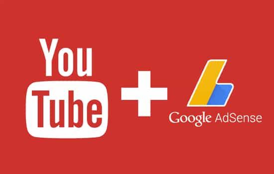 Sambungkan YouTube AdSense
