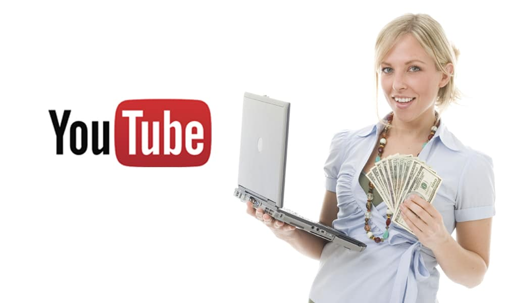 cara mendapatkan uang jutaan dari YouTube