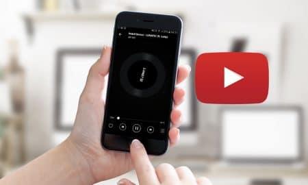 Cara Mendengarkan Lagu di YouTube Tanpa Memutar Video 11