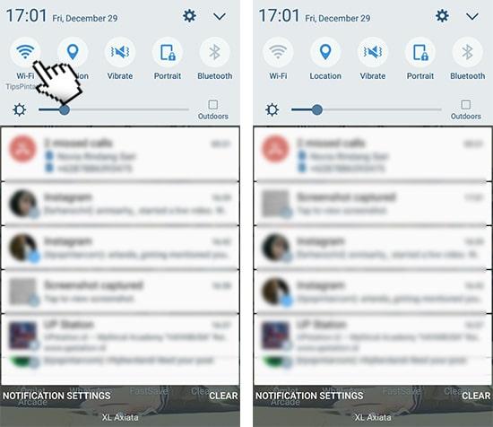 Cara Menghilangkan Tanda Online di WhatsApp Ketika Sedang Online