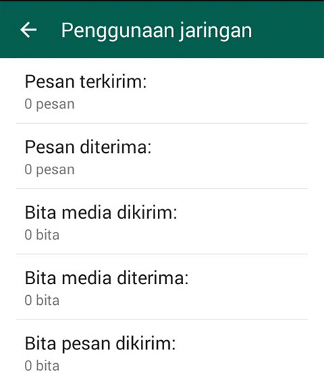 Data Kosong