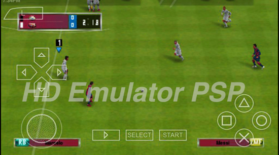 Golden Emulator for PSP