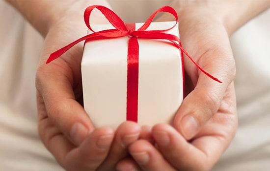Hadiah Dari Seseorang