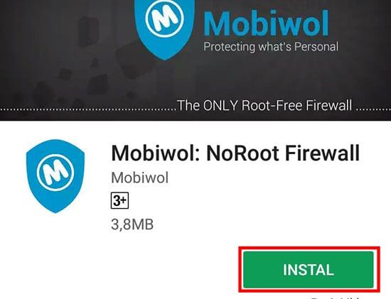 Instal Mowibol