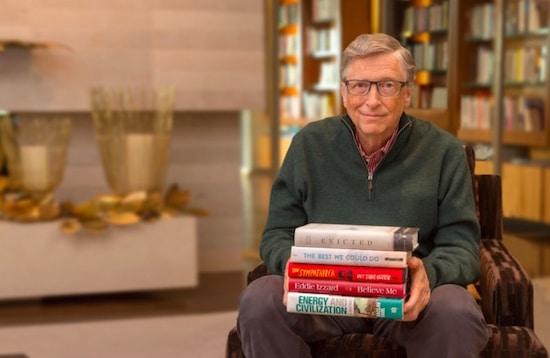 Buku Bill Gates