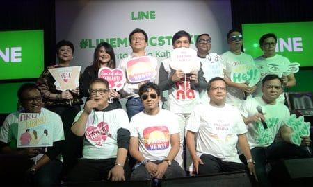LINE Luncurkan Stiker Kahitna, Download Sekarang Juga 25
