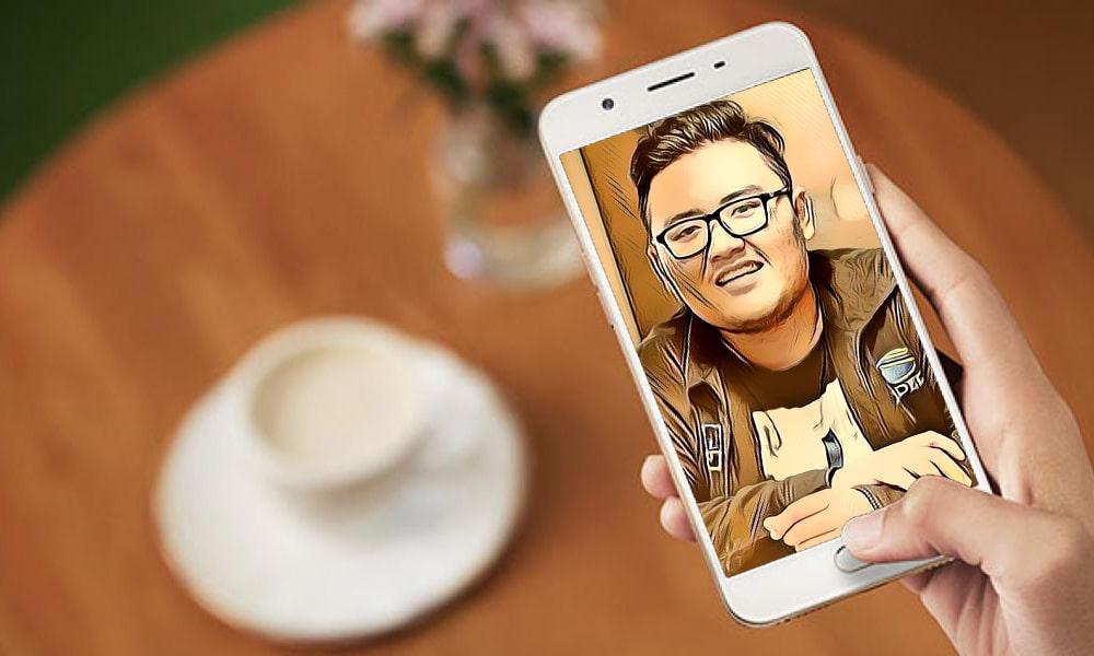 Cara Membuat Foto Menjadi Kartun Menggunakan Android 6