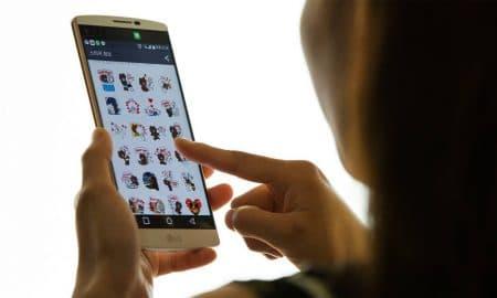 Cara Membuat Stiker LINE Sendiri dari Foto di Galeri Smartphone 24