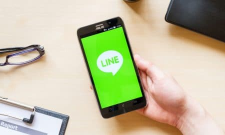 Mencari Perkerjaan LINE