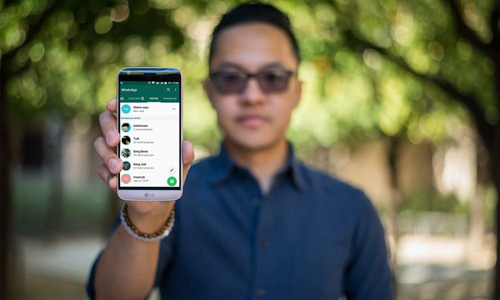 Cara Hide Story WhatsApp Kita dari Orang Lain 8