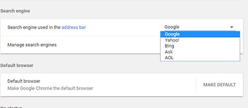 Pilih Google