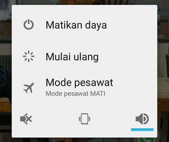 Restart Android