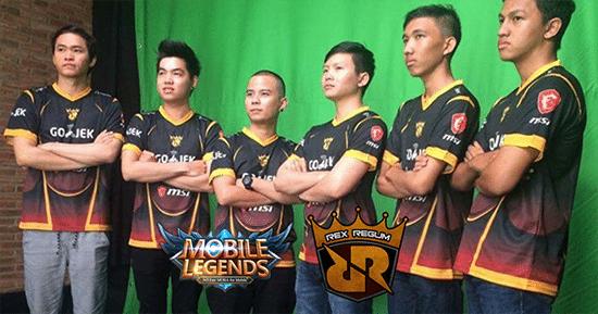 RRQ - Squad Mobile Legends