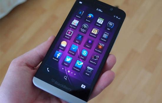 Smartphone Sistem Operasi Blackberry
