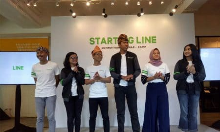 Incar Anak Muda, LINE Luncurkan Program STARTING LINE 19