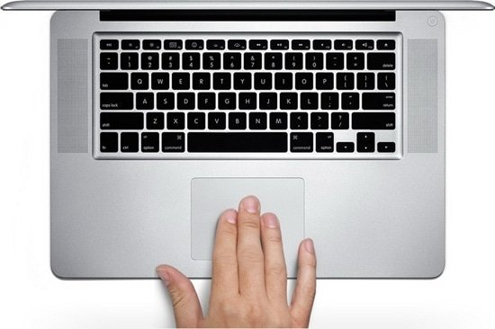 ouch Pad Macbook