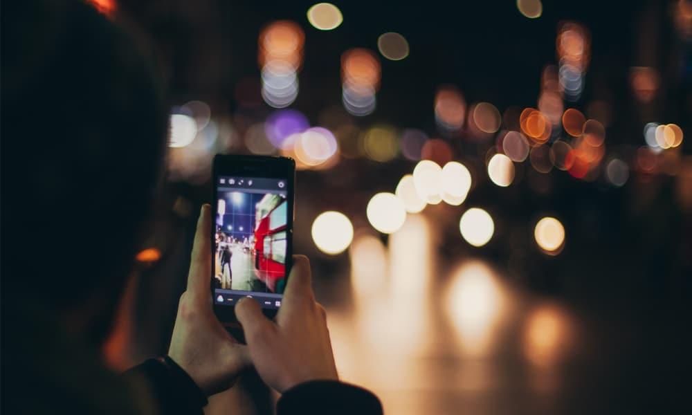 10 Tips Mengambil Foto di Malam Hari dengan Smartphone 8