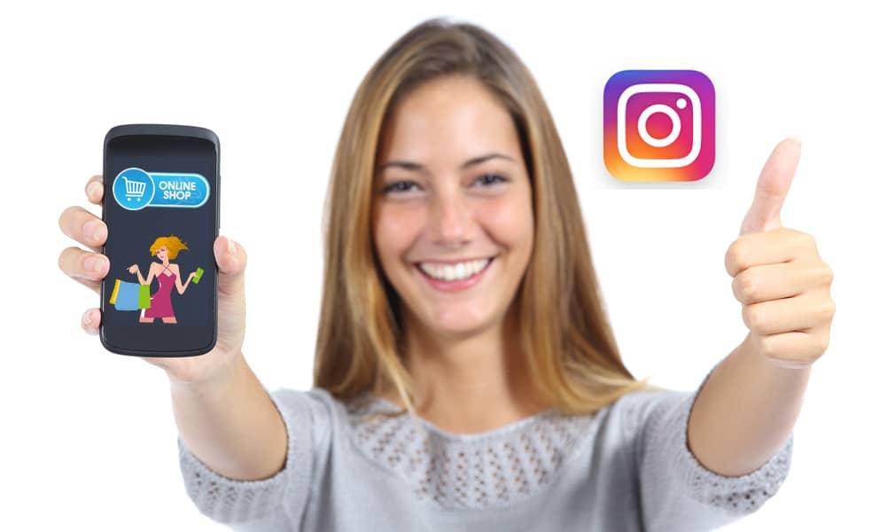 Cara Jualan Online Shop di Instagram