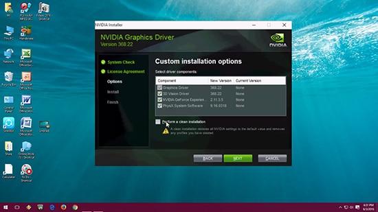 Install dan Update Driver