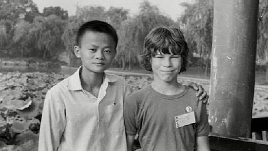Hal Ini Membuat Jack Ma Mempunyai Banyak Teman 'Bule'