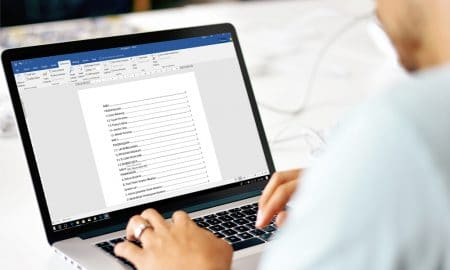 Cara Membuat Daftar Isi di Microsoft Word 9