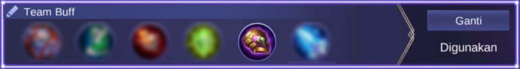 Dominance Ice - Item Mobile Legends