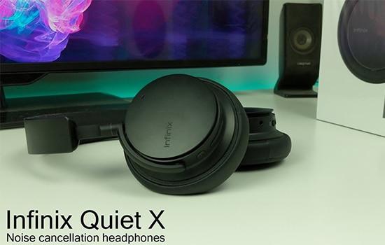 Infinix Quiet X