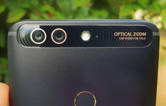 Kamera Infinix Zero 5