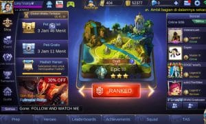 7 Kesalahan Fatal Saat Main Ranked di Mobile Legends 6