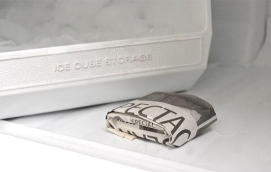 Masukkan Baterai ke Dalam Freezer