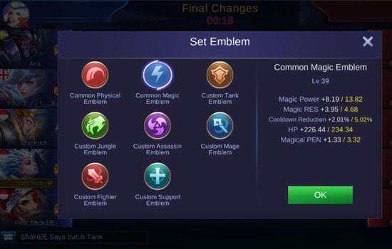 Salah Penggunaan Emblem
