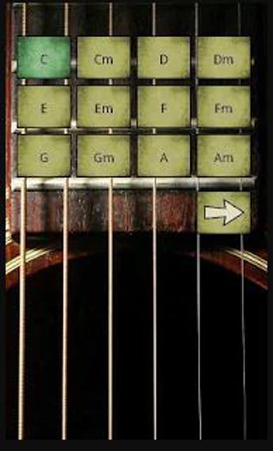Virtual Gitar