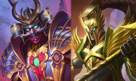 Build Alpha Mobile Legends, Set Emblem dan Cara Menggunakannya 7