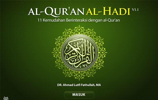 Aplikasi Al Quran al Hadi