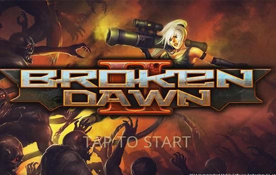 Broken Dawn II