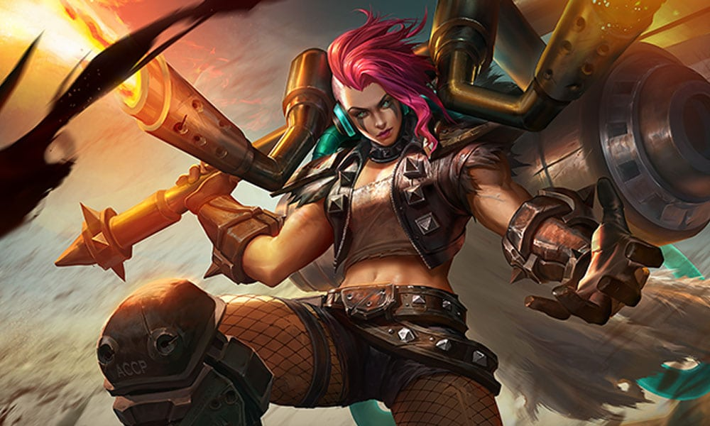 Build Hilda Mobile Legends, Set Emblem dan Guide Terbaiknya 5