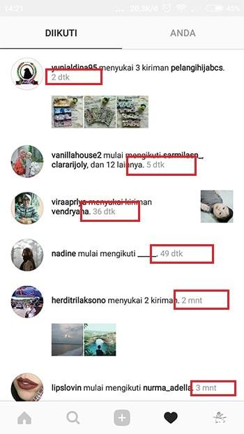 Cara Mengetahui Orang yang Sedang Online di Instagram 10