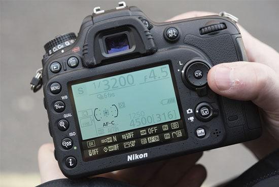 Fokus Kamera