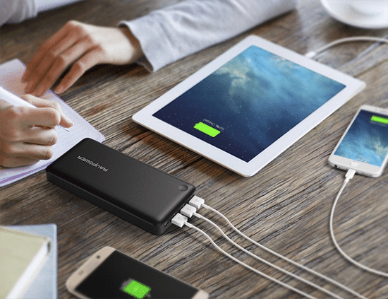Charge Melalui Power Bank