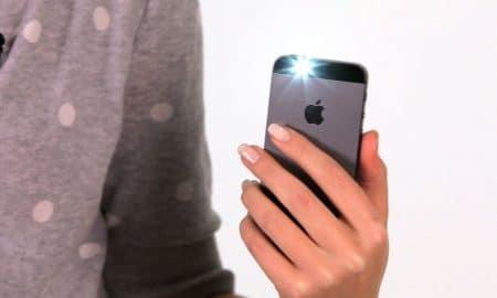 Cara Membuat Flash Kamera Sebagai Notifikasi di iPhone 12